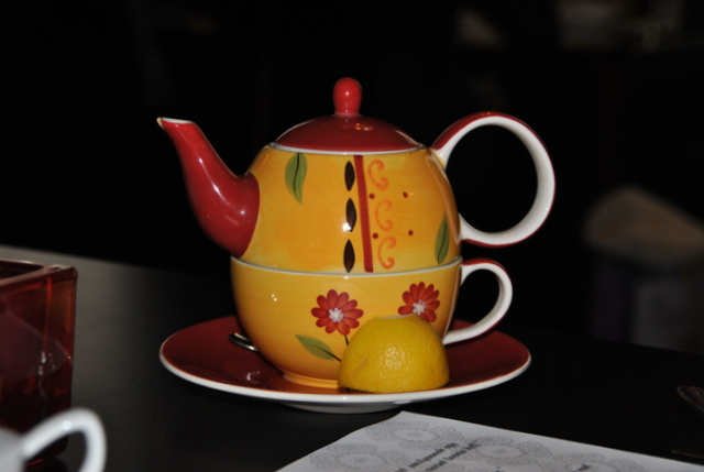 Kashmír Debrecen tea